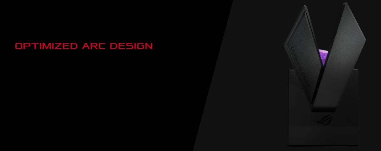 Giá treo tai nghe Asus ROG Throne Qicó thiết kế thông minh và tối ưu