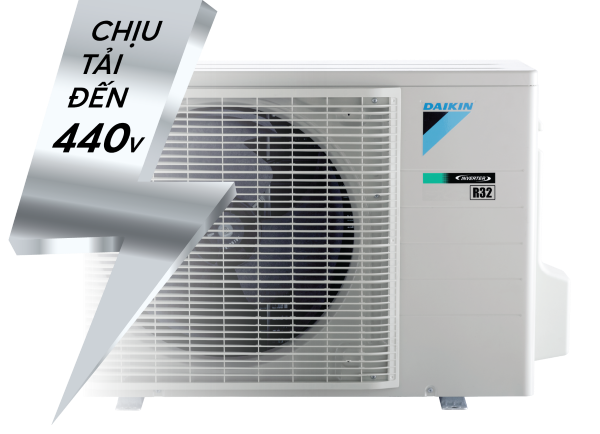 Điều hòa nhiệt độ 1 chiều Daikin Inverter 9000BTU FTKA25VAVMV/RKA25VAVMV 3