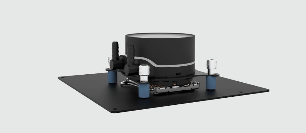 Tản Nhiệt Nước ID-COOLING ICEFLOW 240 ARGB SNOW lắp đặt dễ dàng và đơn giản, giúp bạn giảm thời gian lắp đặt và tăng tính tiện dụng mỗi khi bạn vệ sinh máy hoặc tra keo tản nhiệt cho CPU.