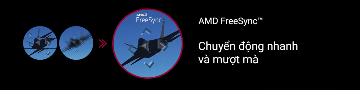 Màn hình LG 27MP500-B free sync