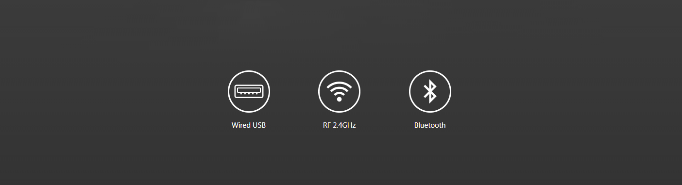 Chuột không dây chơi game Asus ROG Chakram (P704) (USB/RGB/Đen) có thể kết nối 3 chế độ