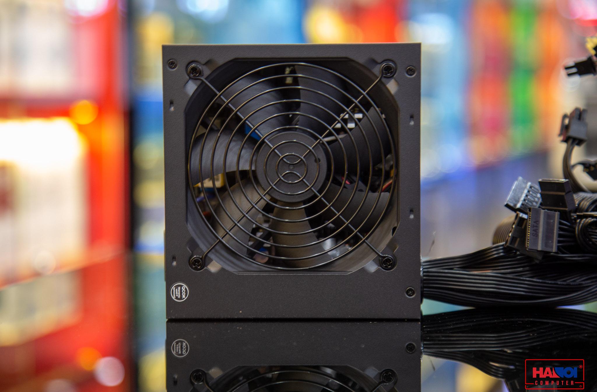Nguồn máy tính Cooler Master MWE V2 230V 650 650W Plus Bronze (80 Plus Bronze/Màu Đen) giới thiệu 2