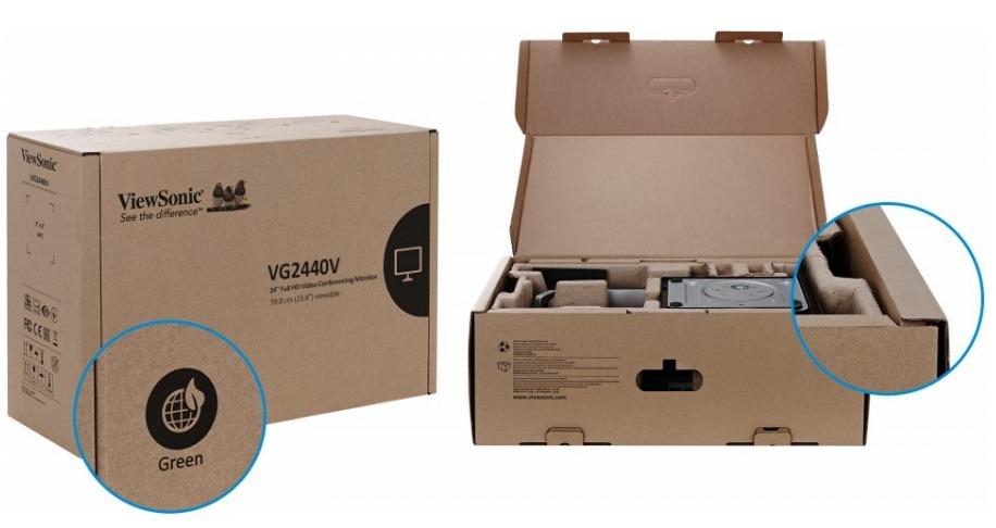 ViewSonic VG2440V Bảo vệ môi trường