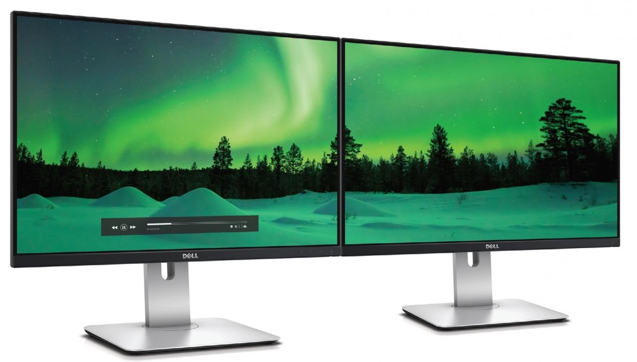 Màn hình Dell Ultrasharp U2415H thiết kế