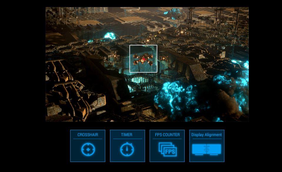 Màn hình Asus VG249Q1R game plus