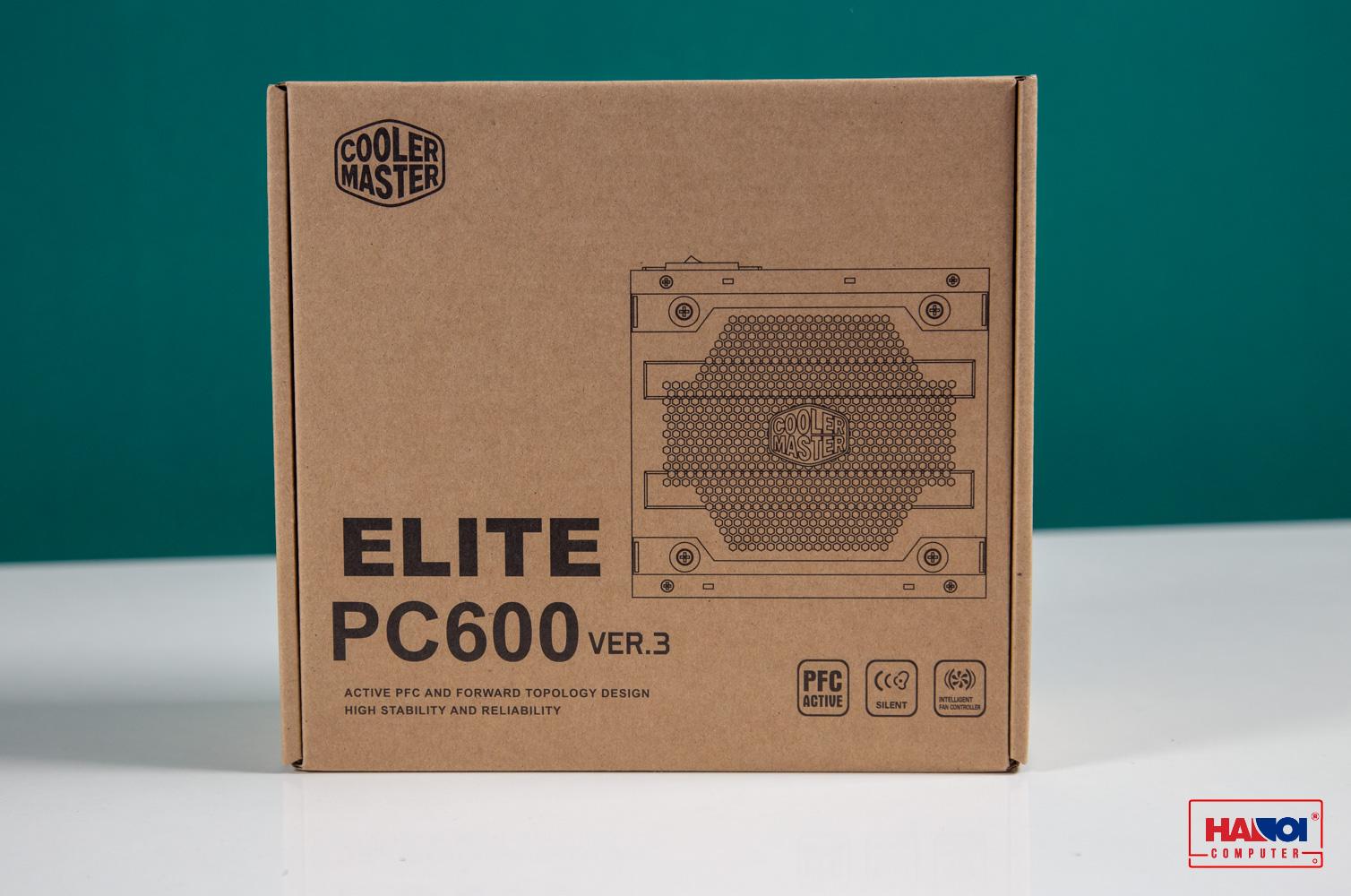 Nguồn Cooler Master 600W