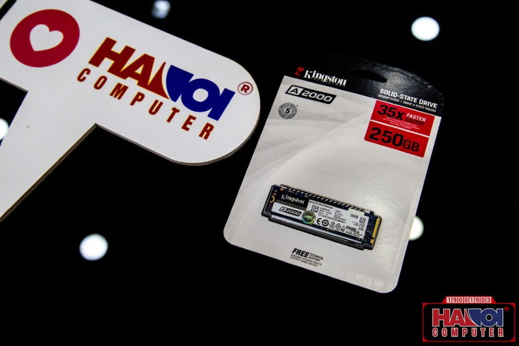 Kingston A2000 SSD
