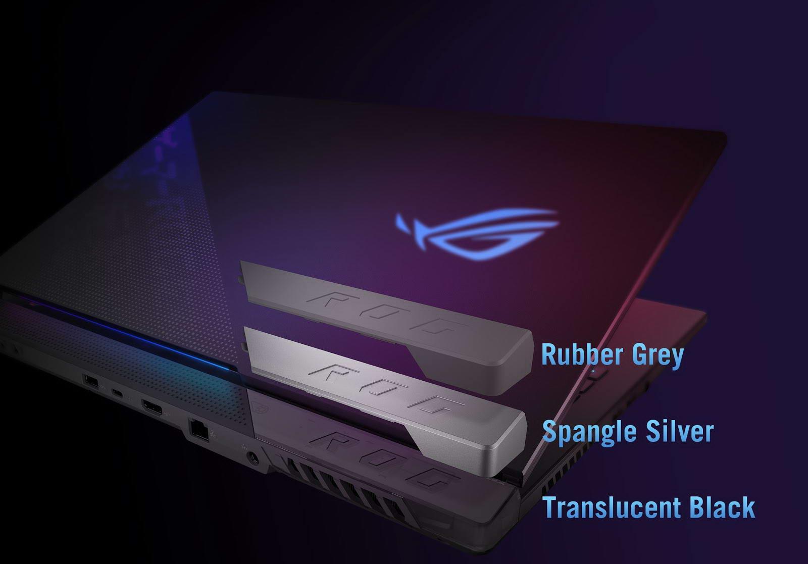 Asus Gaming ROG Strix Scar G533QR rgb