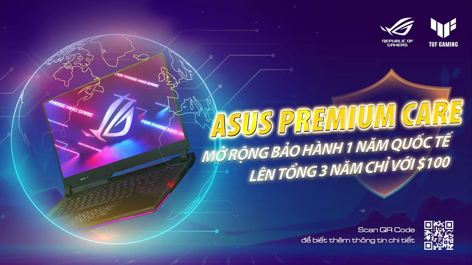 Asus Gaming ROG Strix Scar G533QR bảo hành