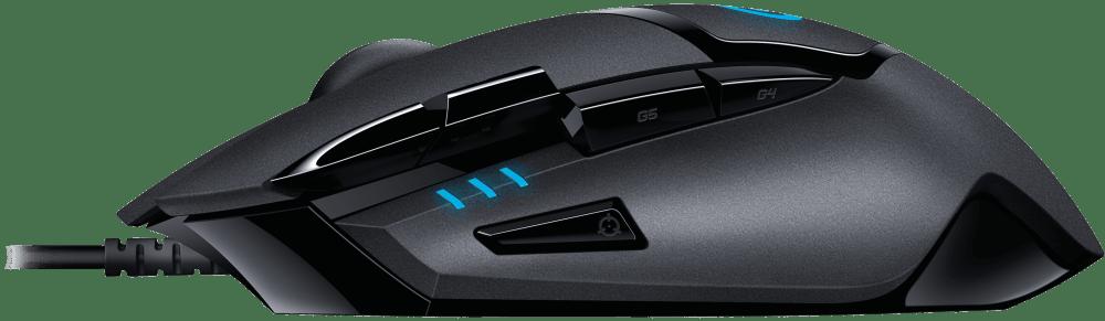Giới thiệu Chuột chơi game Logitech G402