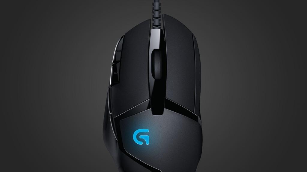 Chuột chơi game Logitech G402 có tốc độ phản hồi nhanh chỉ 1ms