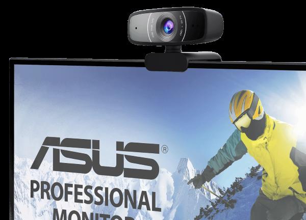 Webcam ASUS C3 1080p 4