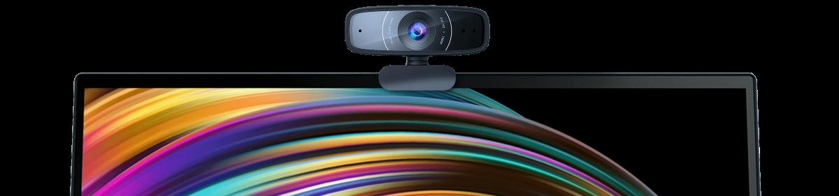 Webcam ASUS C3 1080p