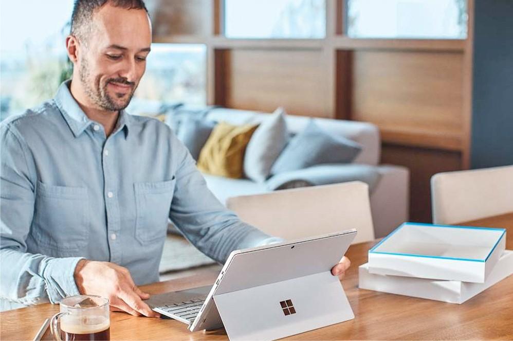 Hệ điều hành Windows 10 Pro 64Bit Eng Intl 1pk DSP OEI DVD FQC-08929 7