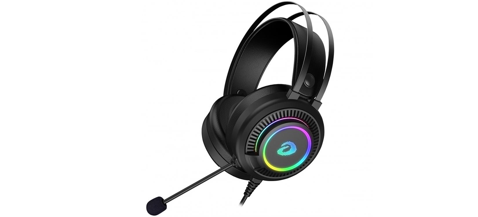 Tai Nghe Dareu EH416 RGB (7.1, USB, LED RGB)