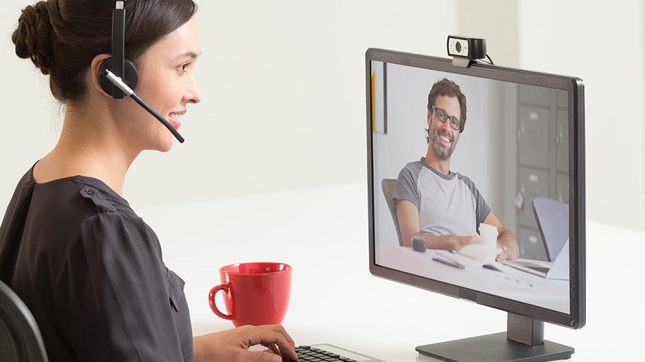 Webcam Logitech HD Pro C930e 2