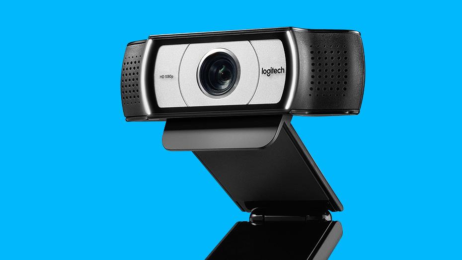 Webcam Logitech HD Pro C930e 4