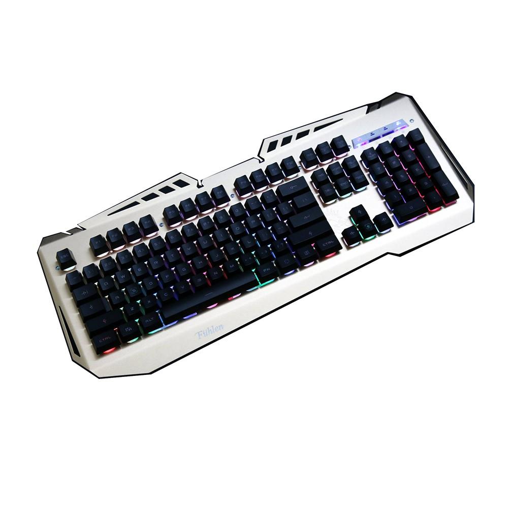 Giới thiệu Bàn phím gaming Fuhlen G37S Led backlight USB- Gaming