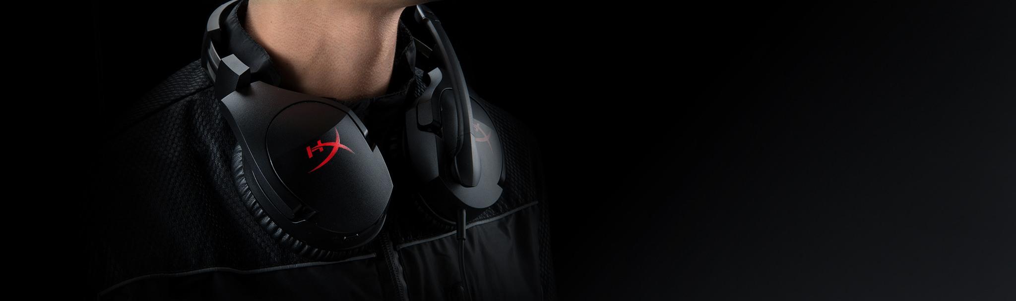 Tai nghe Kingston HyperX Cloud Stinger Gaming Black (HX-HSCS-BK/AS) có trọng lượng rất nhẹ