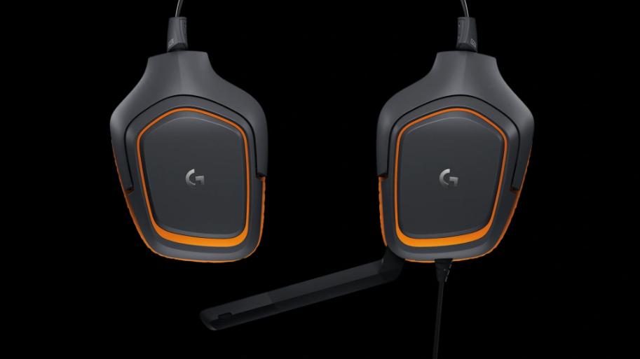 Tai nghe Logitech G231 Prodigy Gaming Headset có thể gập lại dễ dàng