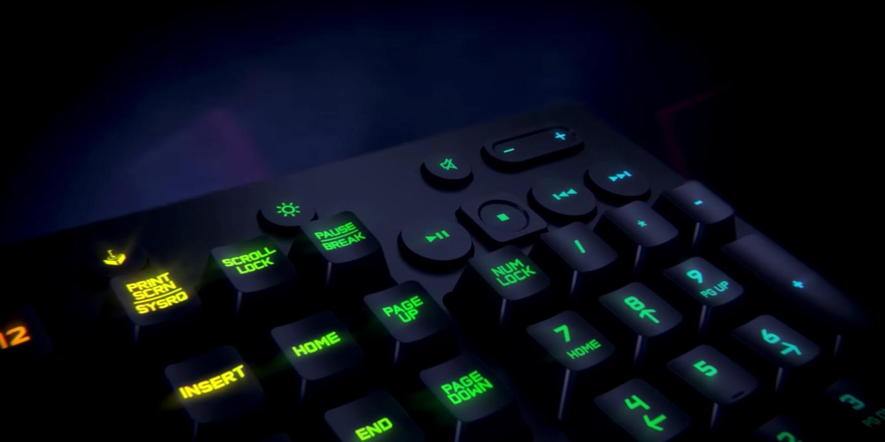 Giới thiệu Bàn phím cơ Logitech G213 Prodigy RGB Gaming