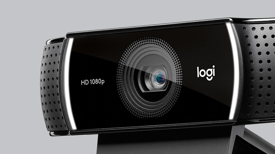 Webcam Logitech HD Webcam C922 2