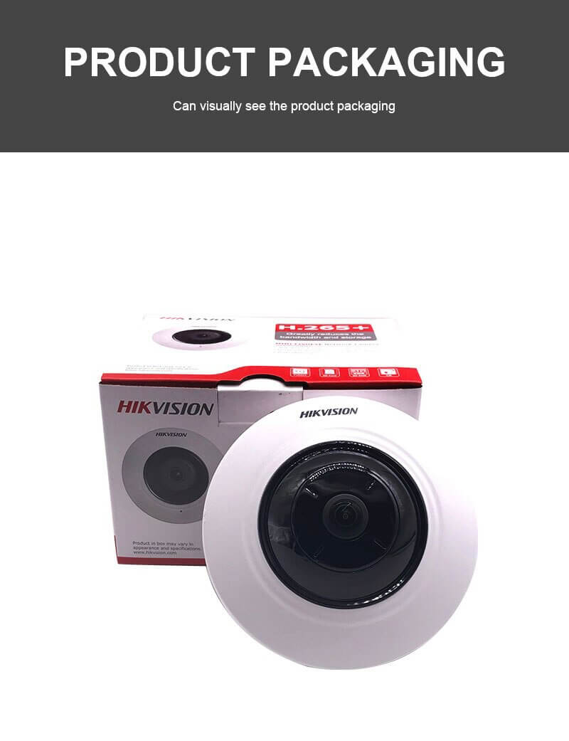 Camera HikVision DS-2CD2955FWD-I