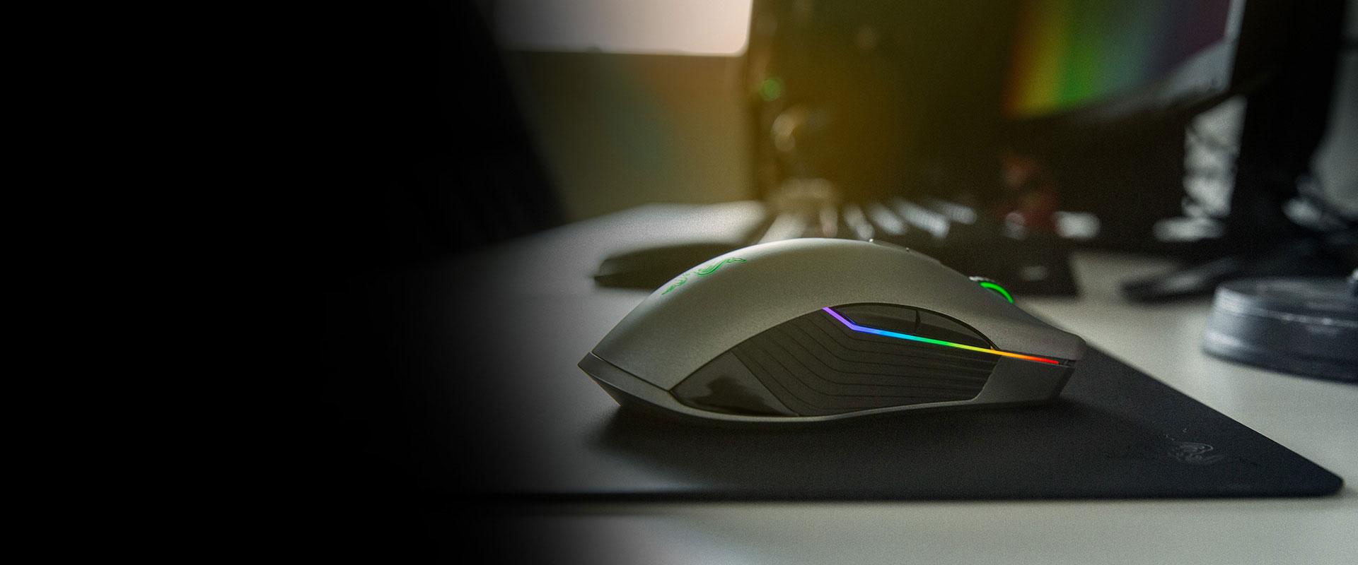Chuột chơi game Razer Lancehead Wireless có thể tuỳ chỉnh thông qua phần mềm Razer Synapse 3
