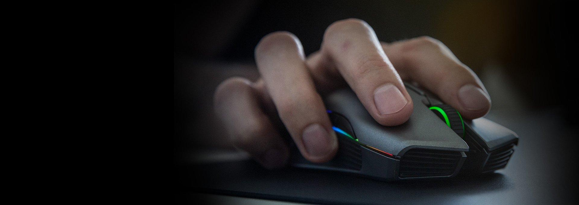 Chuột chơi game Razer Lancehead Wireless có hiệu năng chơi game cao cấp