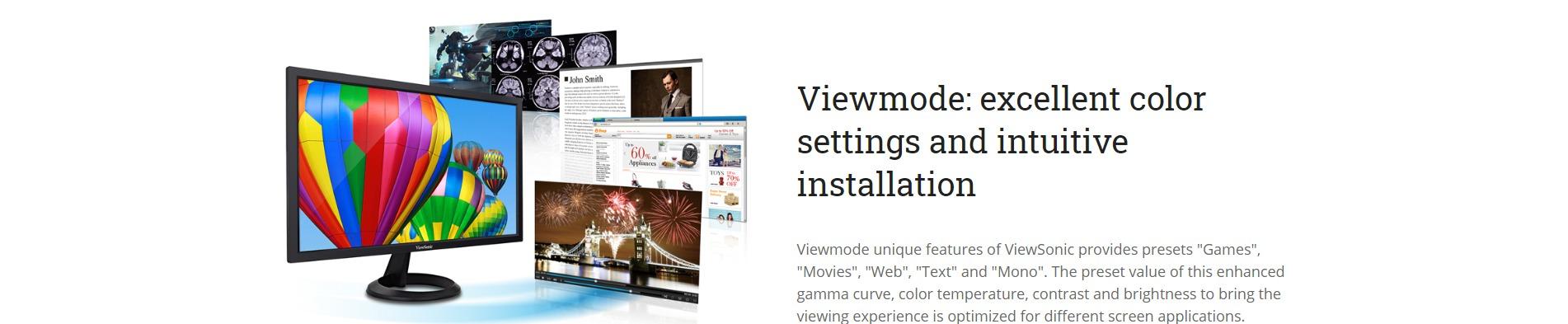 Màn Hình Viewsonic VA2261-2