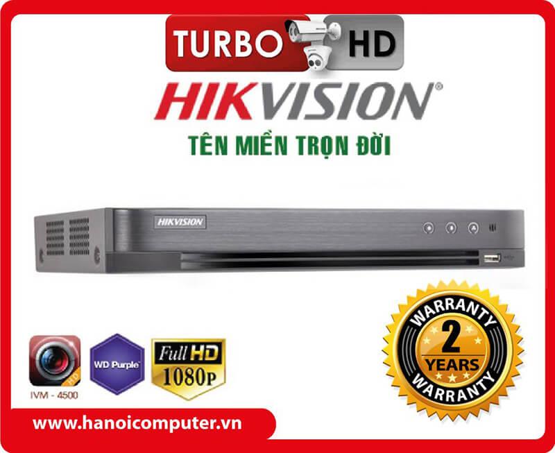 Đầu ghi TVI HikVision DS-7204HQHI-K1