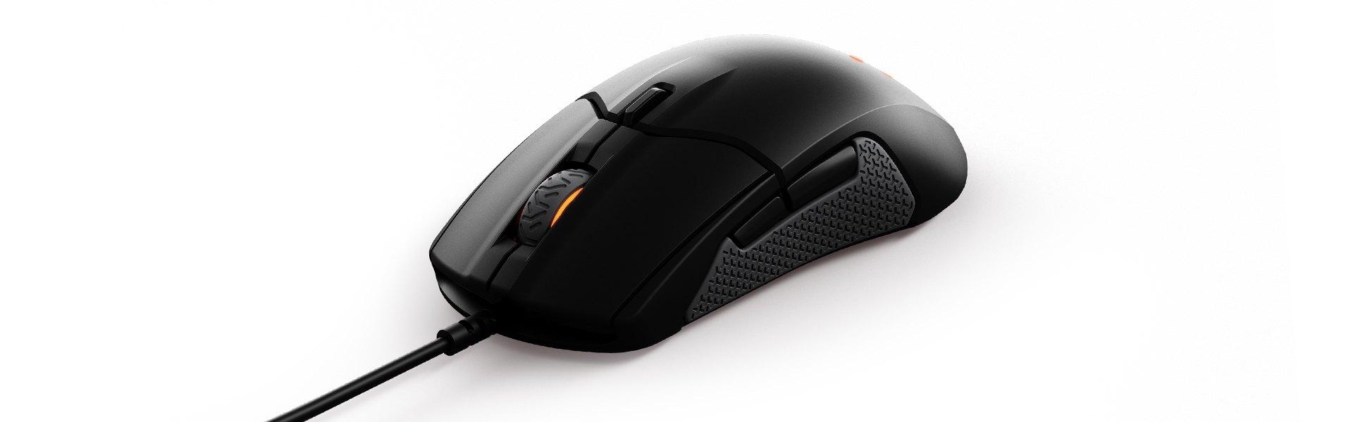Chuột chơi game SteelSeries Sensei 310 Black (RGB) được thiết kế với chất liệu bền bỉ