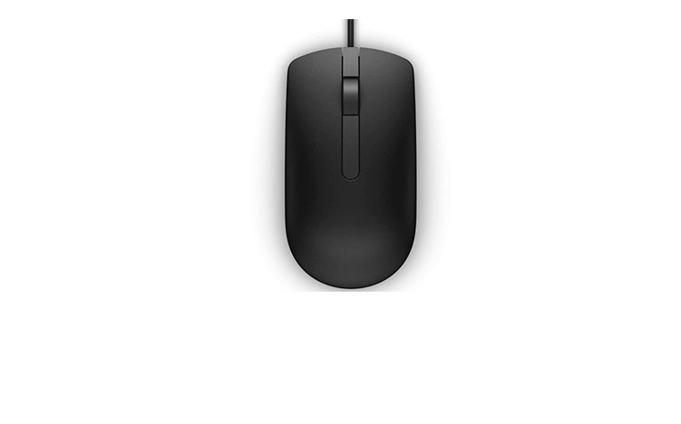 Giới thiệu Chuột Dell MS116 (USB/Đen)