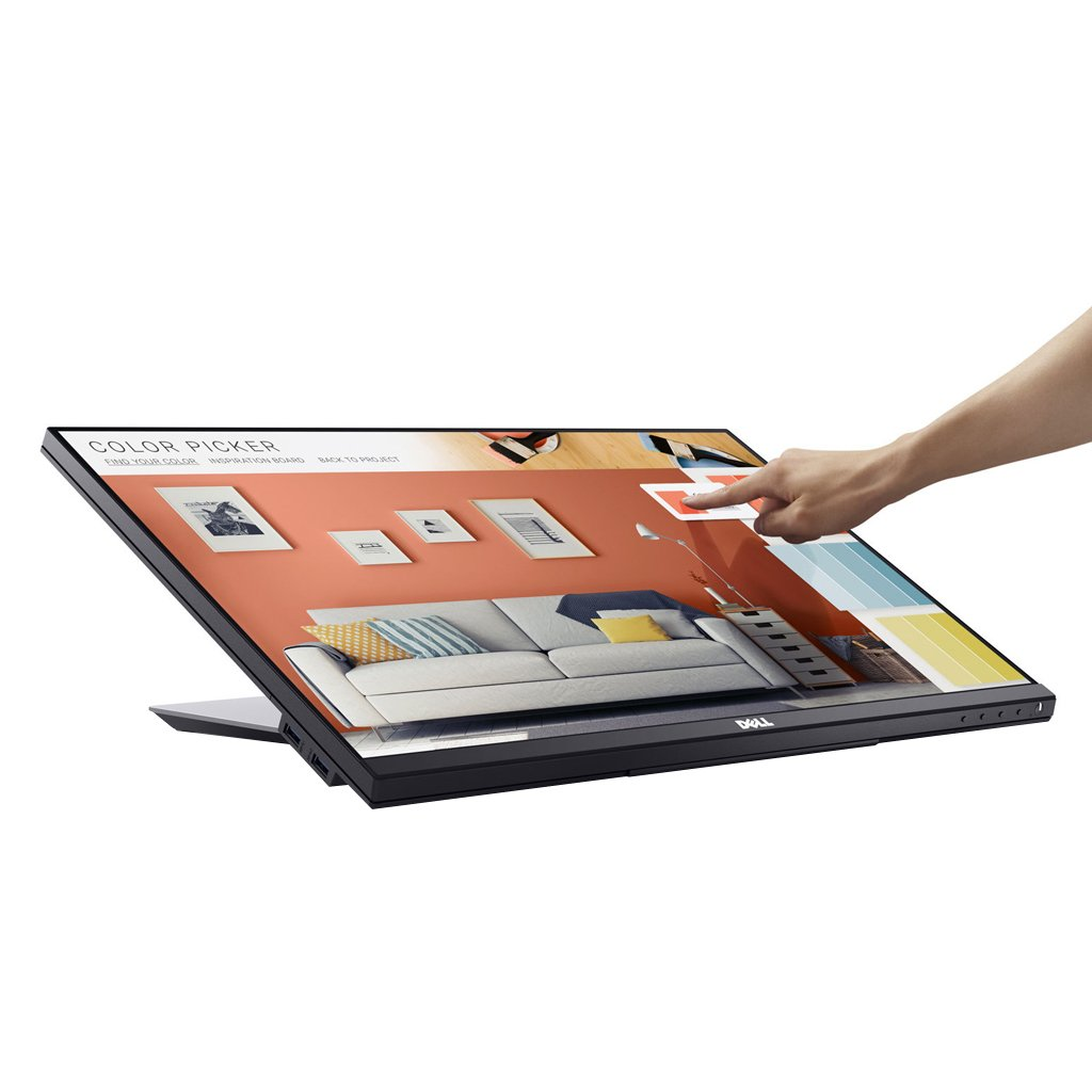 Màn hình Dell P2418HT cảm ứng độc đáo