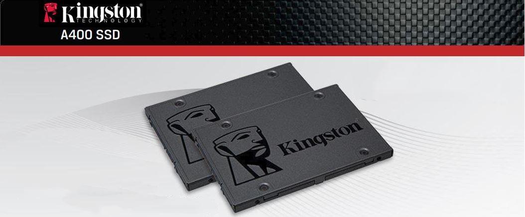 Ổ CỨNG SSD KINGSTON 120GB - CHÍNH HÃNG