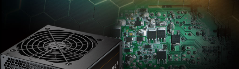 Nguồn FSP Power Supply HEXA 85+ Series Model HA450 Active PFC (80 Plus Bronze/Direct Cable /Micro ATX/Màu Đen) giới thiệu 3