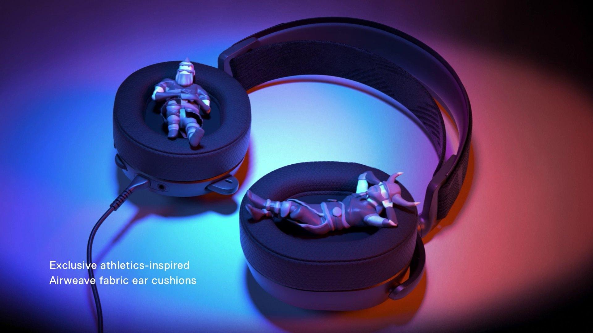Đệm tai của Tai nghe SteelSeries Arctis Pro+GameDAC 61453