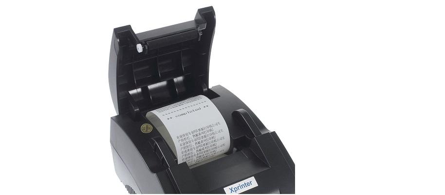 Máy in hóa đơn ( bill) Xprinter 58IIH