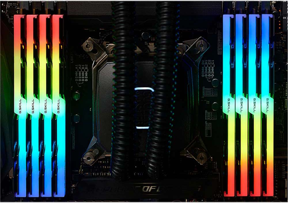 RAM Desktop Gskill Trident Z RGB