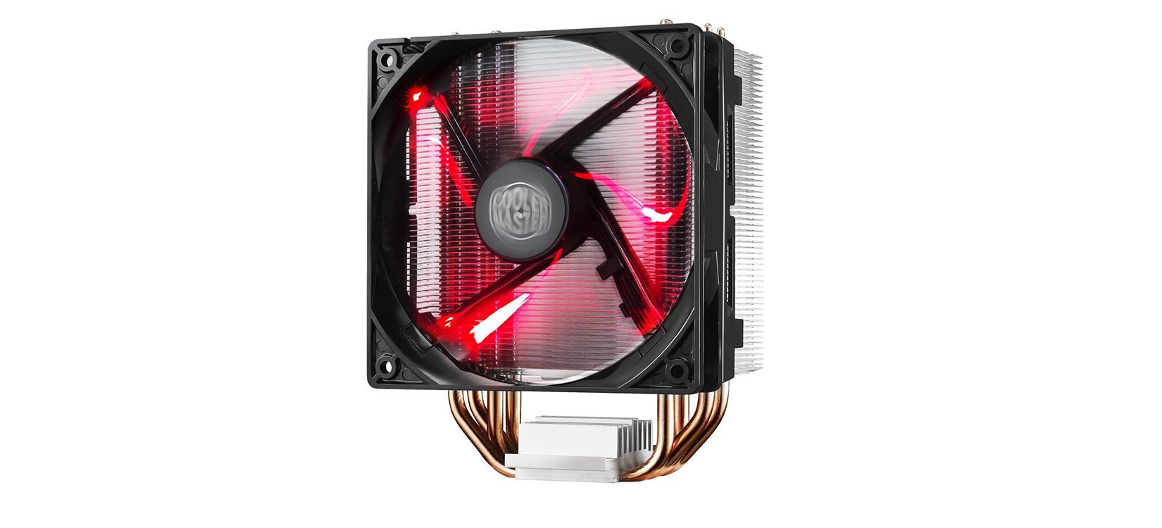 Tản nhiệt CPU Cooler Master T400i Red đem lại cho người dùng một sản phẩm đẹp từ trong ra ngoài