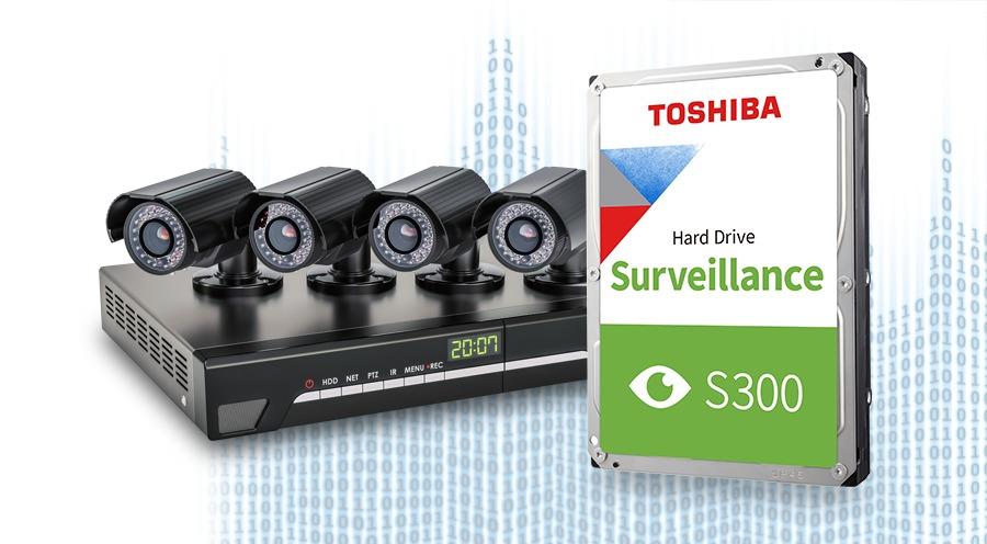Ổ cứng Toshiba AV S300 6TB