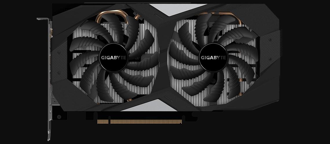 Card màn hình GIGABYTE RTX 2060 OC-6G