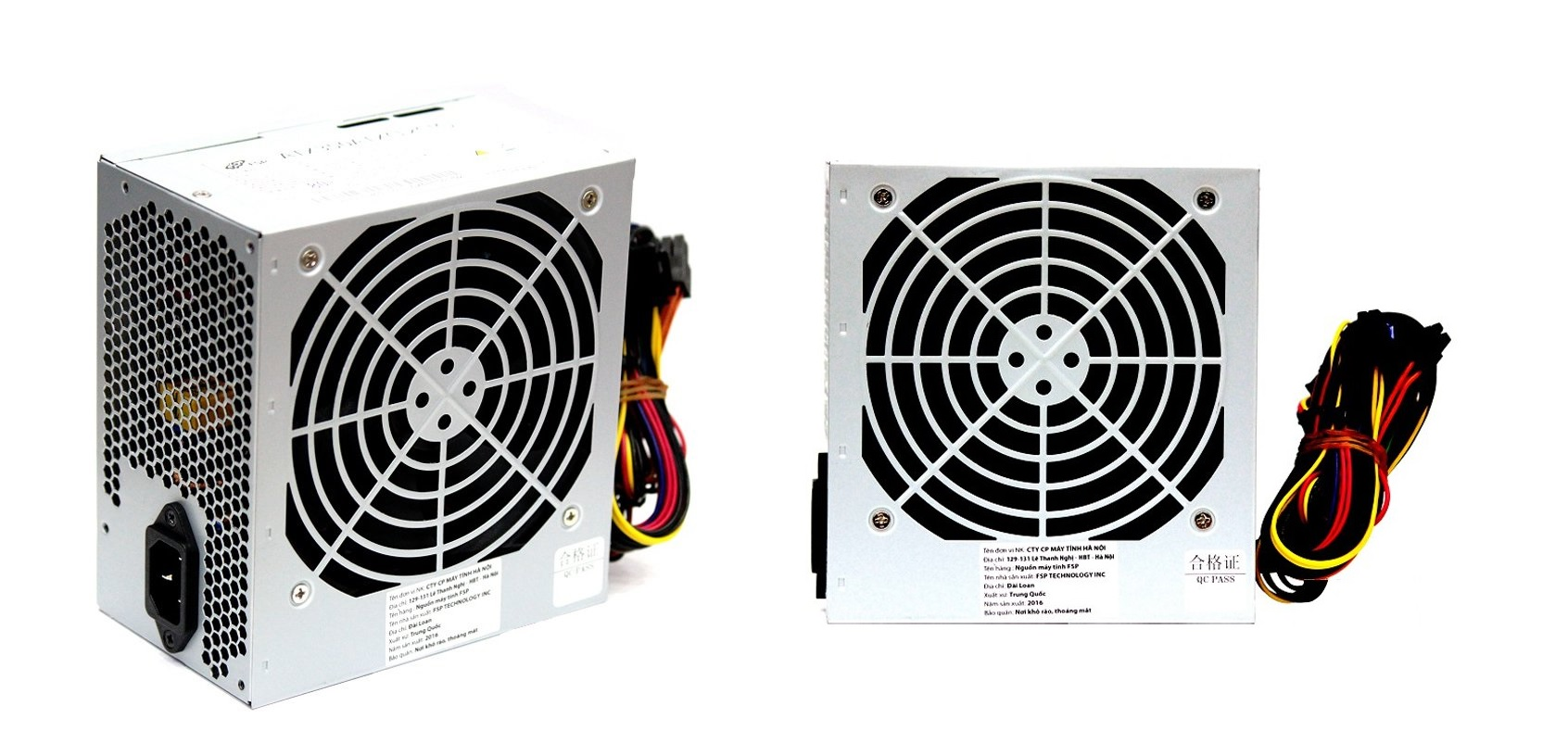 Nguồn FSP Power Supply AX Series 350ATX Model AX270-50WPN Active PFC (Tray/không kèm dây nguồn/có cable PCI-E/Màu Trắng) giới thiệu