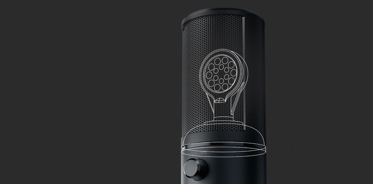 Microphone Razer Seiren X 2