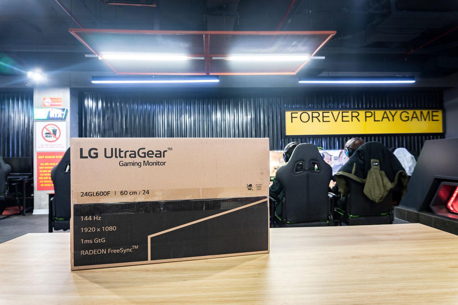 Màn hình LG 24GL600F-B 1