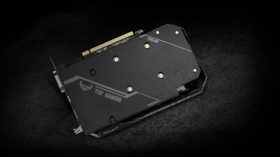 Card màn hình ASUS TUF GTX 1660-6G GAMING