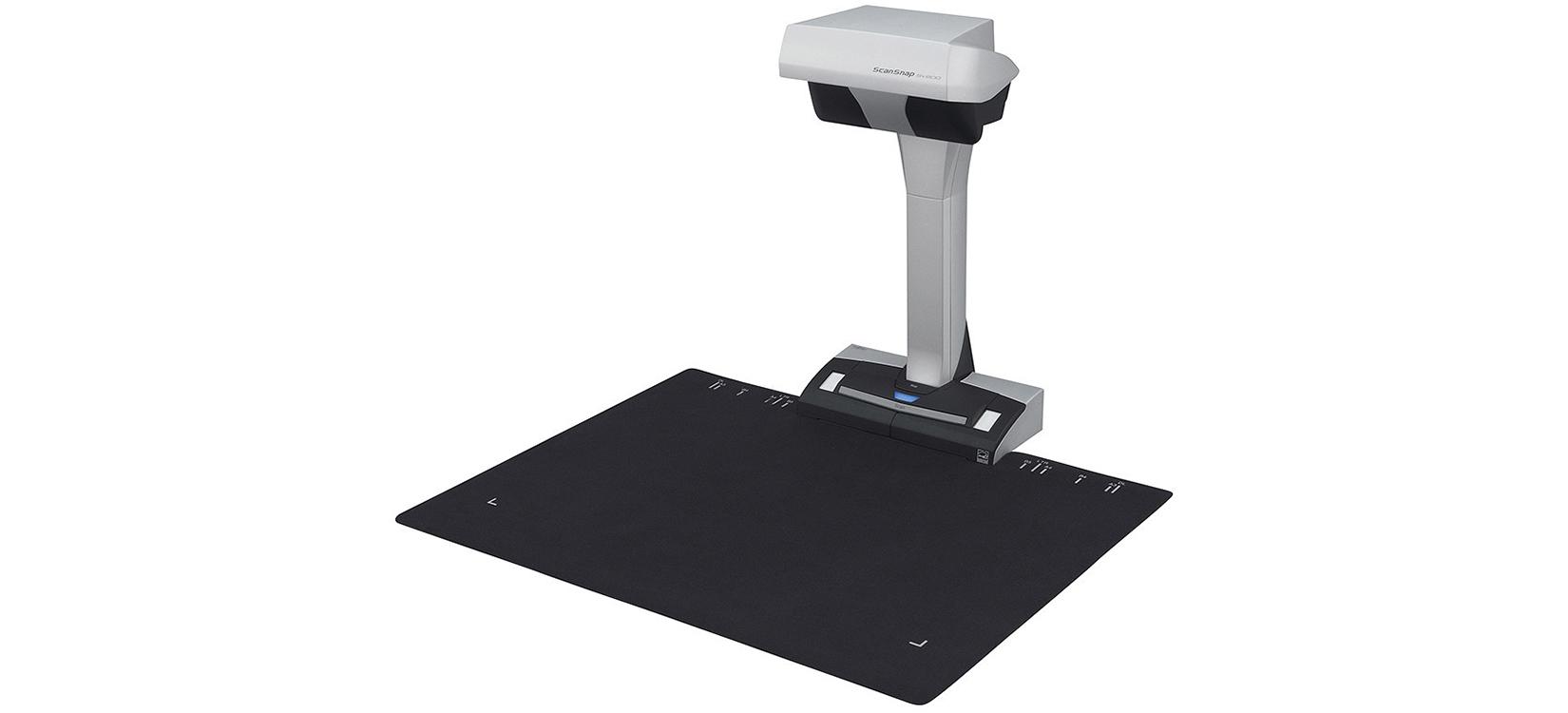 Scan Fujitsu SV600 3