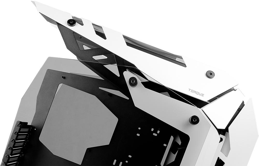 Vỏ Case Antec Torque (Mid Tower/Màu Trắng) giới thiệu