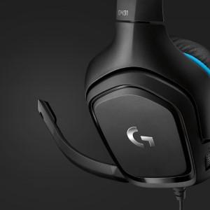 Tai nghe Logitech G431 7.1 Surround Sound Gaming Headset 2