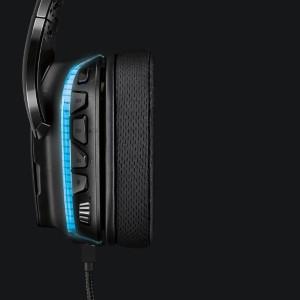 Tai nghe Logitech G633s 7.1 Surround Sound LIGHTSYNC Gaming Headset  4